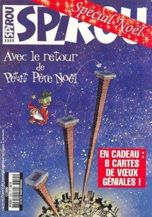 Album Spirou (recueil) # 3355