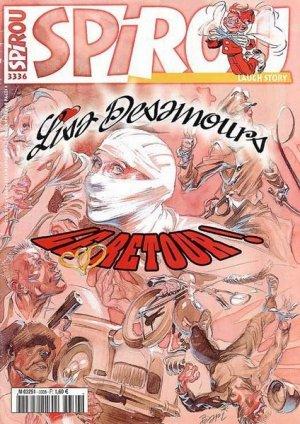 Le journal de Spirou # 3336