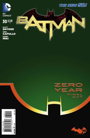 Batman # 30 Issues V2 (2011 - 2016) - The New 52