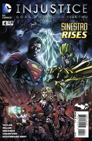 Injustice - Gods Among Us Year two # 4 Issues