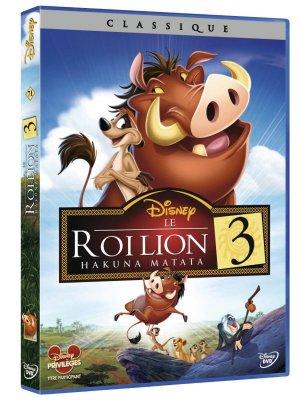 Le Roi Lion 3: Hakuna Matata édition Simple