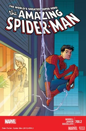 The Amazing Spider-Man # 700.2 Issues V1 Suite (2003 - 2013)