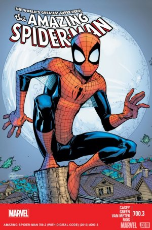 The Amazing Spider-Man # 700.3 Issues V1 Suite (2003 - 2013)