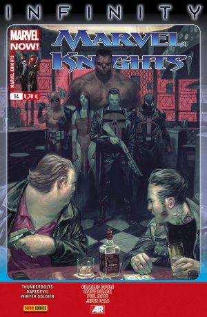 Marvel Knights #14