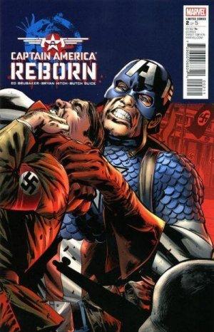 Captain America - Reborn # 2 Issues