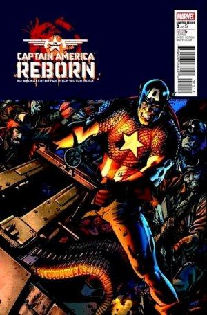 Captain America - Reborn # 3 Issues