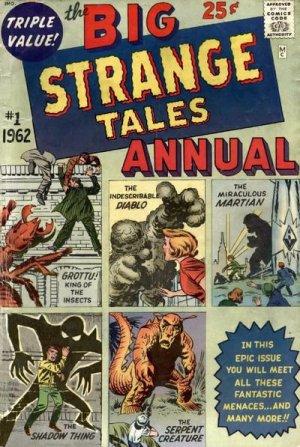 Strange Tales édition Annuals (1962 - 1963)