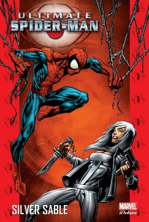 Ultimate Spider-Man 8 - Silver Sable