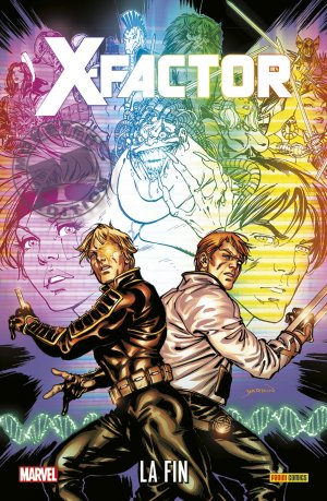 X-Factor - La fin édition TPB softcover (souple)