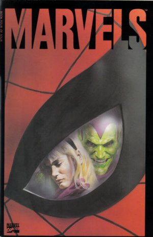 Marvels # 4 Issues (1994)