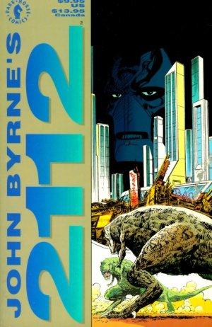 2112 édition TPB softcover (souple)