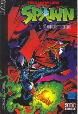 Spawn édition TPB hardcover (cartonnée)