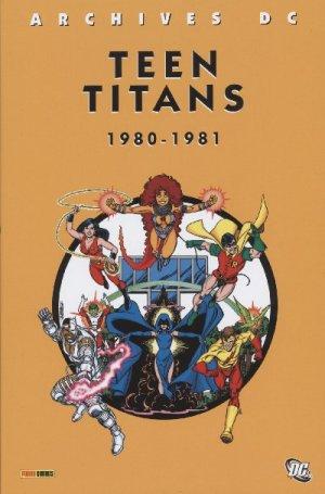 Teen Titans édition Intégrale