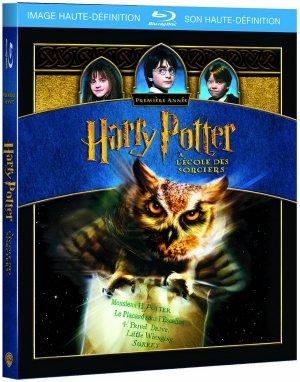 Harry Potter à l'école des sorciers édition Simple