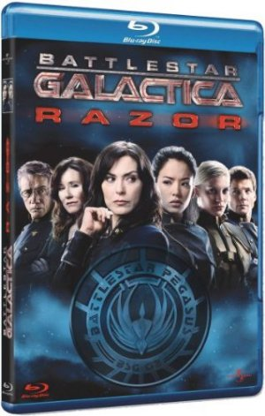 Battlestar galactica : razor édition Simple