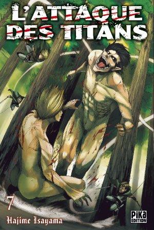 L'Attaque des Titans #7