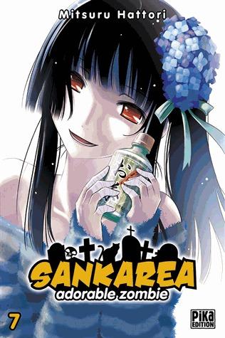 couverture, jaquette Sankarea - Adorable Zombie 7  (Pika) Manga