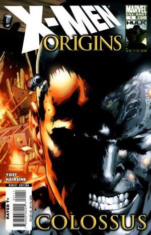 X-Men Origins - Colossus # 1 Issues