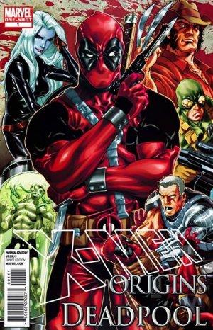 X-Men Origins - Deadpool édition Issues
