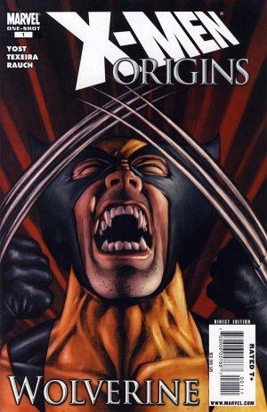 X-Men Origins - Wolverine édition Issues