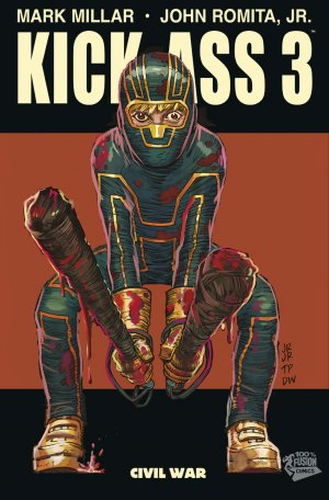 Kick-Ass 3 1 - Civil War