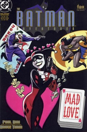 Mad Love édition Issues (1994)