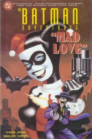 Mad Love édition TPB softcover (souple) (1994)