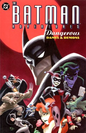 Batman Adventures - Dangerous Dames & Demons édition TPB softcover (souple)