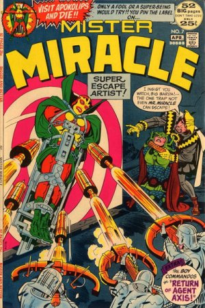 Mister Miracle # 7 Issues V1 (1971 - 1978)