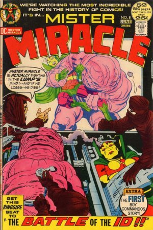 Mister Miracle # 8 Issues V1 (1971 - 1978)