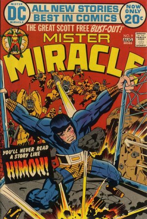 Mister Miracle # 9 Issues V1 (1971 - 1978)