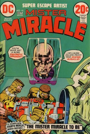 Mister Miracle # 10 Issues V1 (1971 - 1978)