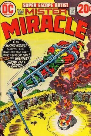 Mister Miracle # 11 Issues V1 (1971 - 1978)