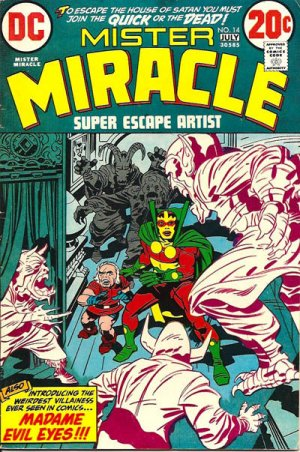 Mister Miracle # 14 Issues V1 (1971 - 1978)