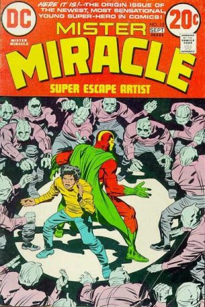 Mister Miracle # 15 Issues V1 (1971 - 1978)