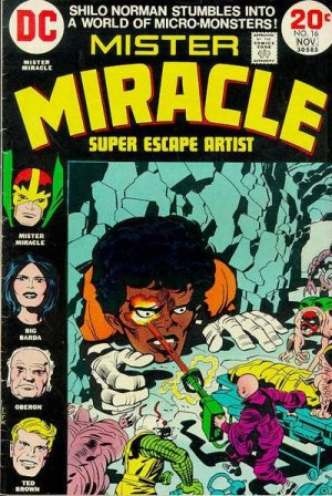 Mister Miracle # 16 Issues V1 (1971 - 1978)