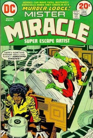 Mister Miracle # 17 Issues V1 (1971 - 1978)