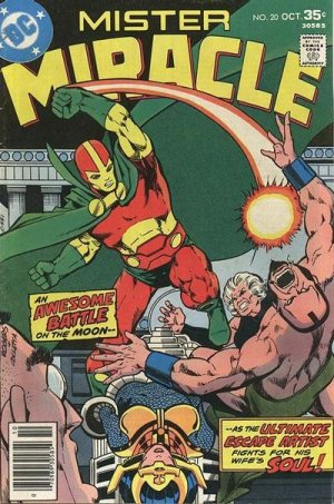 Mister Miracle # 20 Issues V1 (1971 - 1978)