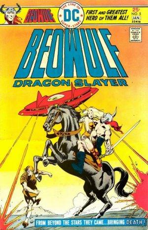 Beowulf (DC Comics) # 5 Issues V1 (1975 - 1976)