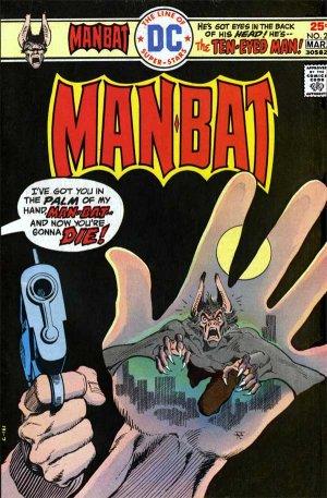 Man-Bat # 2 Issues V1 (1975 - 1976)
