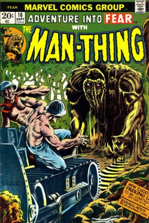Fear # 16 Issues (1970 - 1975)