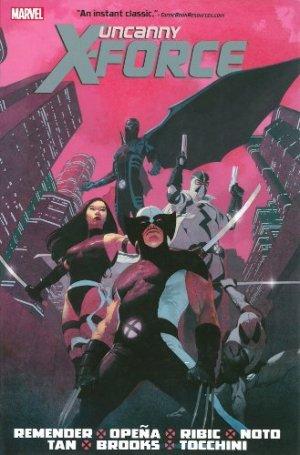 Uncanny X-Force édition TPB Hardcover - Intégrale