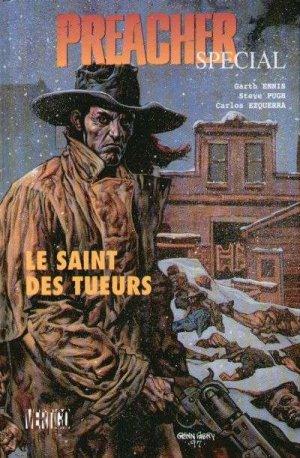 Preacher - Special édition TPB hardcover (cartonnée)