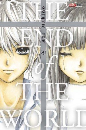 couverture, jaquette The End of The World 4  (Panini manga) Manga