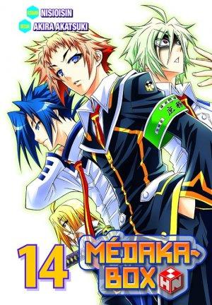 Medaka-Box 14