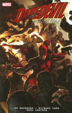 Daredevil # 2 TPB softcover (souple) - Issues V2 (by Brubaker)