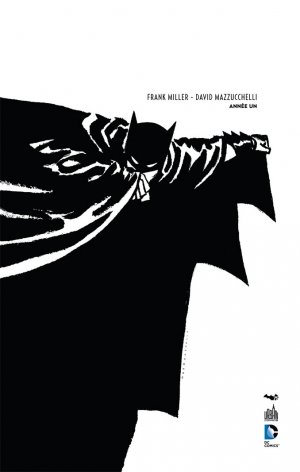 Batman - Année 1 édition Intégrale Noir et Blanc (2014)