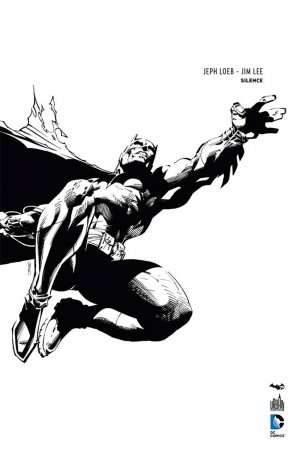 Batman - Silence édition TPB hardcover (cartonnée) - Noir et Blanc (2014)