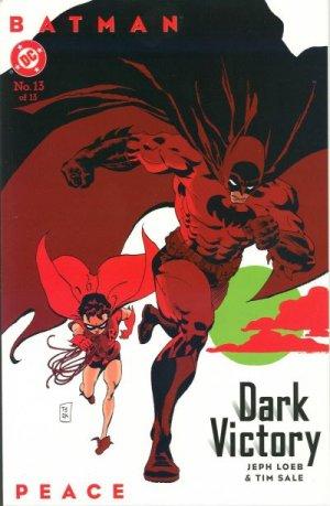 Batman - Amère Victoire 13 - Peace