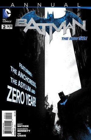 Batman # 2 Issues V2 - Annuals (2012 - 2014)